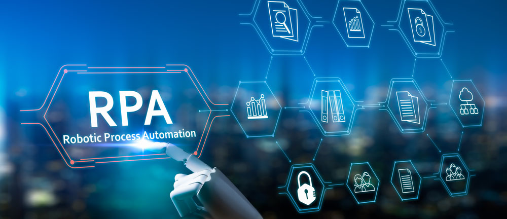 Robotic Process Automation for Effective Business